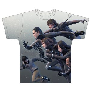Otaku Apparel & Cosplay / Tops / Gantz:O Full Graphic T-Shirt