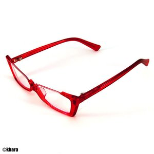 Otaku Apparel & Cosplay / Eyewear / Mari Illustrious Makinami Glasses TYPE-MARI2