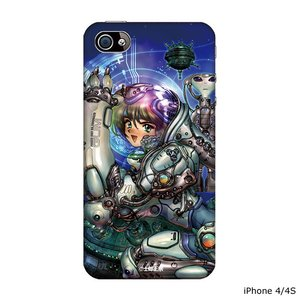 """Smartphone Case : """"Evening Star"""" by Masamune Shirow"""