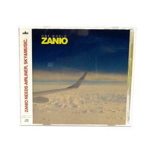 """One World"" CD by ZANIO"