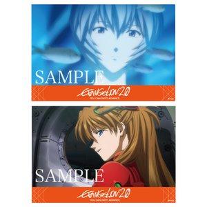 Art Prints / Postcards / Evangelion: 2.0 Postcard Set - Characters Edition