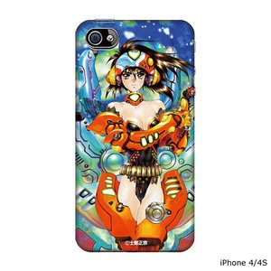 """Smartphone Case : """"Intron Depot D-1"""" by Masamune Shirow"""