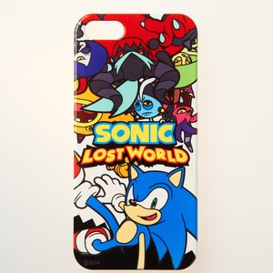 Sonic & the Deadly Six iPhone Case