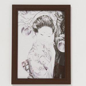 """Season"" Pen & Ink Original Art"