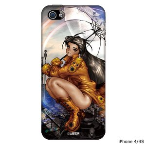 """Smartphone Case : """"Rainbow Ring"""" by Masamune Shirow"""
