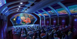 "New ""Finding Nemo"" Attraction to Open in Tokyo DisneySea"