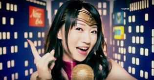 "Nana Mizuki Shows off Super Disco Powers in the MV for ""SUPER☆MAN""!"