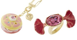 PRODUCT / Sweets Accessory Brand Q-Pot. Collaborates with Sailor Moon!