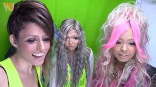 EVENT / French Girl Has Japanese Gyaru Makeover