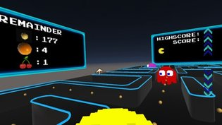 GAME / Soon, you'll be able to play Pac-Man in virtual reality for just a couple of bucks