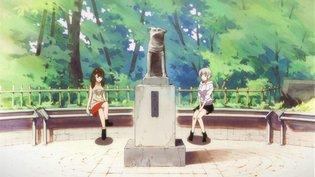 Anime in Real Life: Shibuya Station