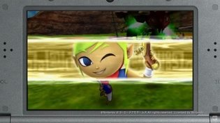 Hyrule Warriors Legends Gameplay Movie of Pirate Tetra Posted