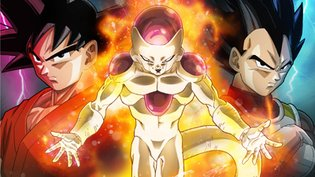 'Dragon Ball Z: Fukkatsu no F' to Be First Japanese Film Screened in IMAX 3D