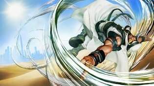 New Character, Rashid, Added to Street Fighter V Lineup