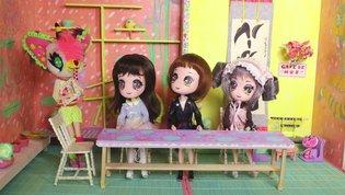 """New Episode 3 Will Start Soon!  """"MILPOM★"""" A Little Bit Strange, Kawaii World Of Girls Is In Full Blossom!"""