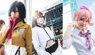 ANIME / All That Cosplay!: Anime Japan 2016 Event Report