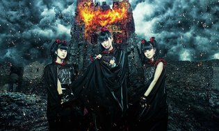 BABYMETAL Announces Release of New Album and 2016 World Tour Starting from Wembley!