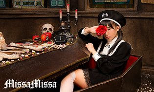 The World of Pikarin Coming to You in Apparel! The New Brand MissaMissa by Hikari Shiina Has Been Launched!