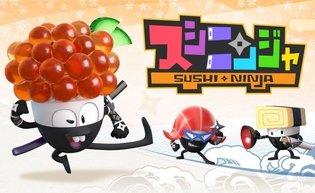 ANIME / Beware the Sushi Ninja!