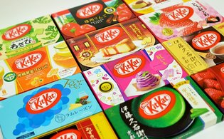 8 Things You Don't Know about KIT KAT in Japan