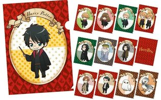 PRODUCT / Harry Potter Cast Goes Anime-Style in New Line of Japan-Exclusive Merchandise