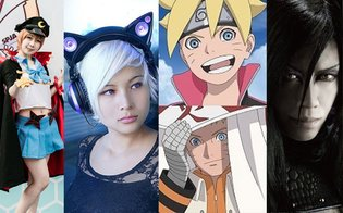 FEATURED / Naruto? Or Maybe Cosplay?? Announcing the Top 10 Most Read News from 2015!