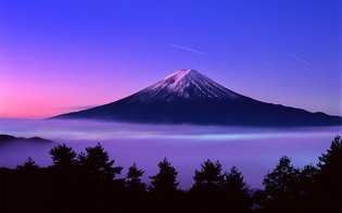 ART / The 5 Best Views of Mount Fuji