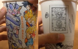 ANIME / Paper Cup Manga is Back with Dragon Ball!