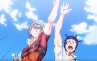 ANIME / PV Revealed for All Out! Rugby Anime