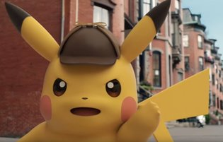 MOVIE / Pokemon Gets Live-Action Movie!