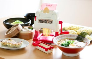 PRODUCT / Easy-Bake Oven, Meet Your Match — The Easy-Make Ramen That's, Thankfully, Not Just for Kids!
