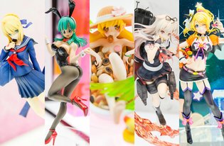 FEATURED / WonFes 2016 Winter Photo Collection! Part 2: Sexy & Cute