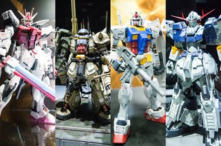 Gunpla Expo 2015 Photo Collection