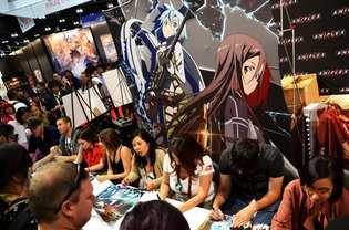 EVENT / A New Sword Art Online Journey Begins at Anime Expo 2016