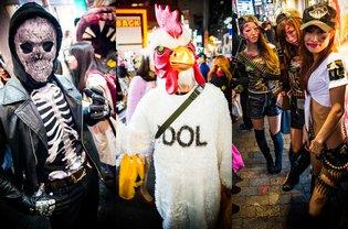 Shibuya Halloween Photo Collection!