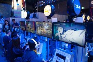 Tokyo Game Show 2015 Starts!