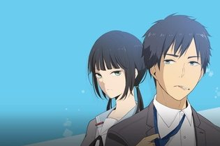 ANIME / ReLIFE Gets Live Action Film Adaptation in 2017