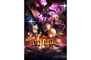 "ANIME / ""Gate"" Second Season Premieres Jan. 8; Key Visual Posted"