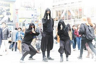 PRODUCT / Become a true Ninja with NINJACKET!