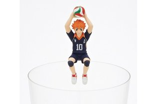 "The Guys from ""Haikyu!!"" Hanging on Your Cup - Putitto Figure Series Announced"