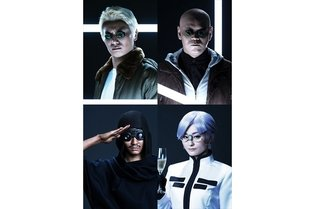 """New """"Ghost in the Shell: Arise"""" Stage Play Character Visuals Finally Show Batou"""