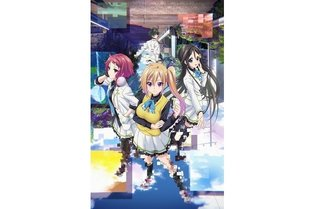 """Myriad Colors Phantom World"" New Anime from Kyoto Animation Premieres in January 2016"