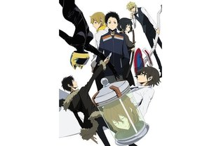 "Here Comes the Finale! ""Durarara!! x2 Ketsu"" Premieres on Tokyo MX, MBS Jan. 9"