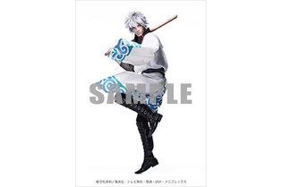 "Awesomely Stylish Visuals of Gintoki and Hijikata Released; ""Gintama"" Pop-Up Store Coming to Ikebukuro"