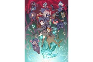 """Little Witch Academia: The Enchanted Parade"" Releases on Oct. 9"