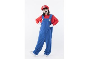 "From ""Super Mario"" Comes Official Mario and Luigi Cosplay Outfits Releasing Sept. 10"