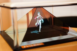 Holo Case Has Us Tech-Loving Otaku Stoked!