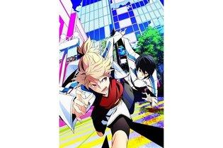 """Prince of Stride: Alternative"" TV Anime to Premiere in January 2016"