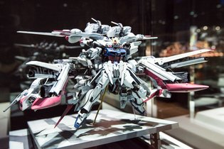 Gunpla Expo 2015 - A Bevy of New Products Announced!
