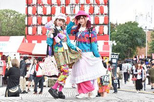 "25,000 People from Japan & Overseas Attend 3-Day Event ""Moshi Moshi Nippon Festival 2015 in Tokyo"""